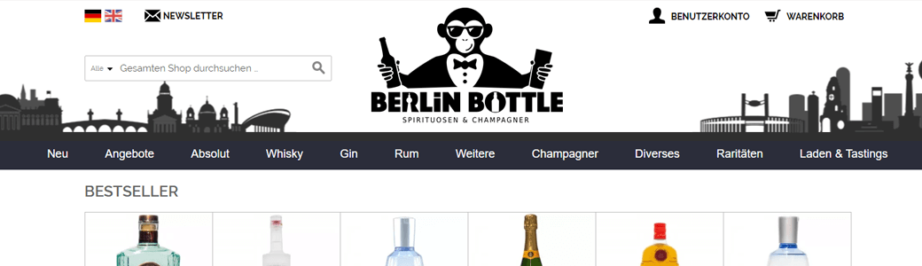Berlin Bottle